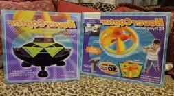 2004 HoverCopter Flying Saucer Radio Control W/Power Docking