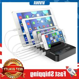 cell phone fast charging docking station station