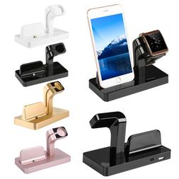 Charging Dock Stand Station Charger Holder For iPhone 11 X 8