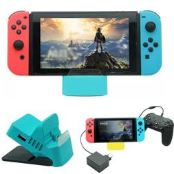 Charging Dock Station Base with USB HUB for Switch /Switch L
