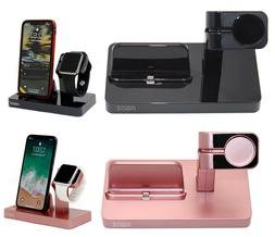 Charger Dock Station Holder for Apple iWatch and iPhone 11 P