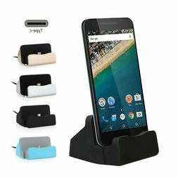 Fast Charging Charger Type C Dock Cradle Station For Samsung