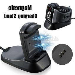 For Fitbit Ionic Charging Stand Dock Station Power Cradle Ch