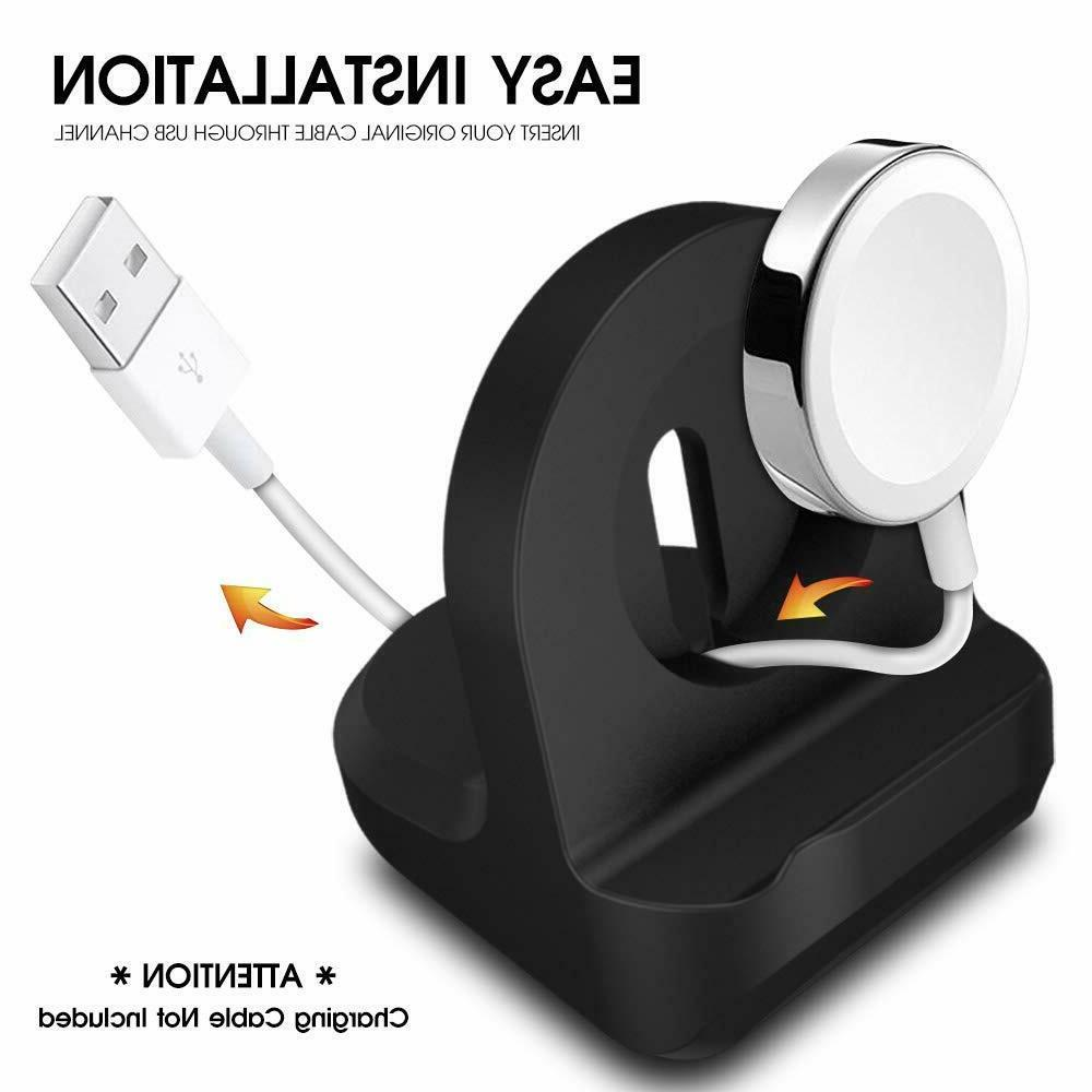 For Apple Watch Charging Stand Holder Dock 5 3 2 1