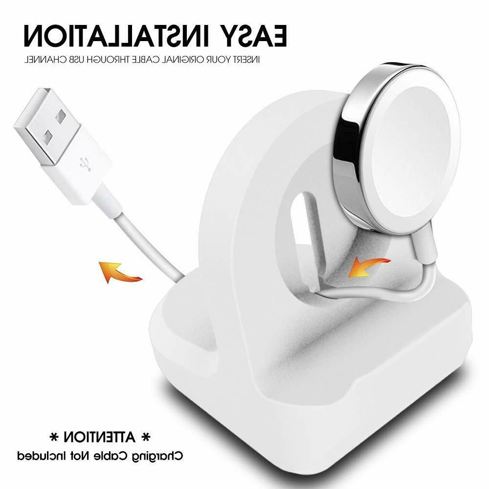 For Apple Stand Dock Mount iWatch 1