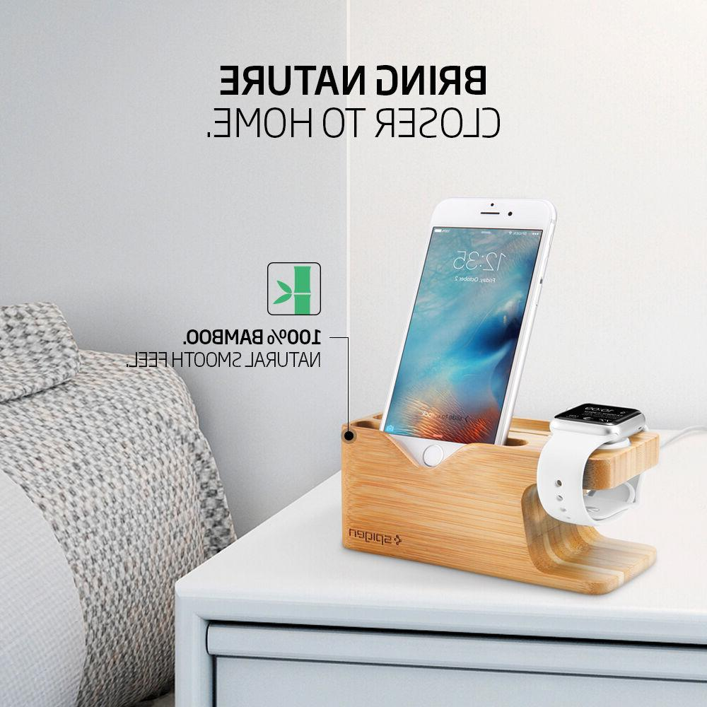 Apple and Stand Dock