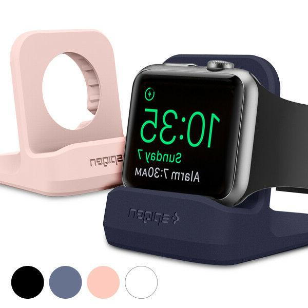 apple watch night stand s350 charging dock