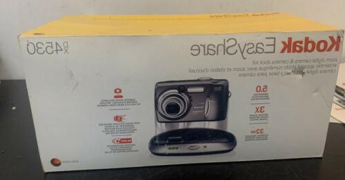 easyshare dx4530 5 0mp digital camera