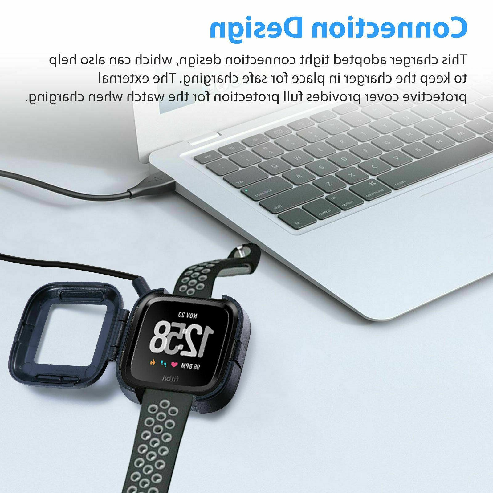 For Versa Screen Protector / Cable Dock Stand