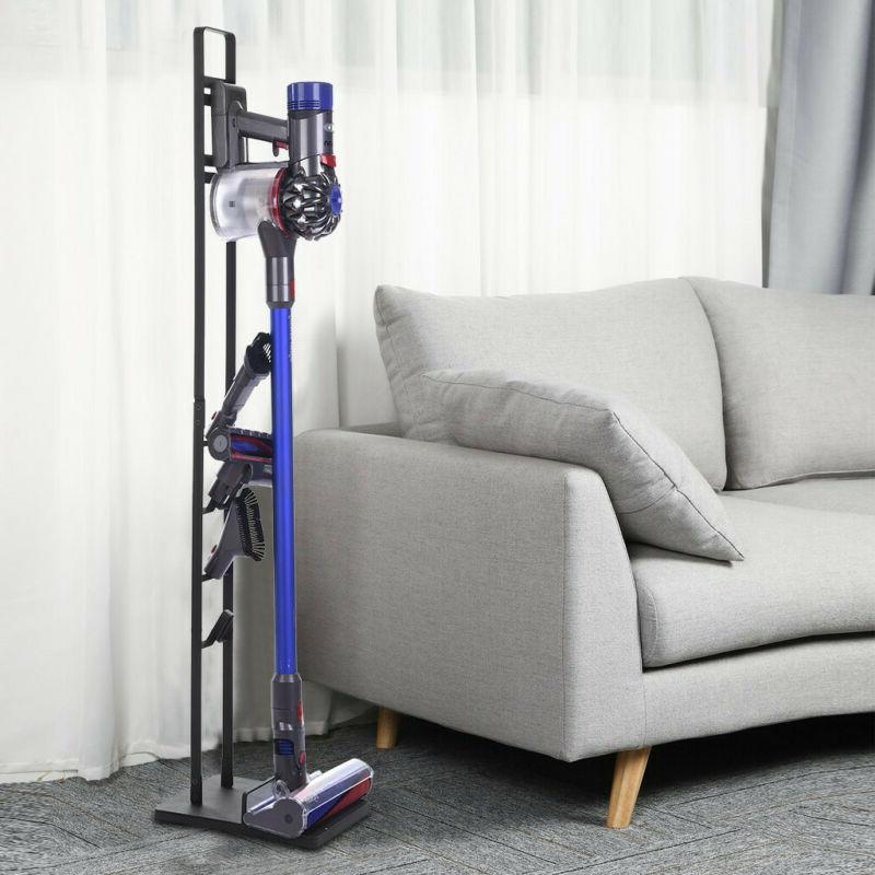 freestanding cordless vacuum cleaner stand rack bracket