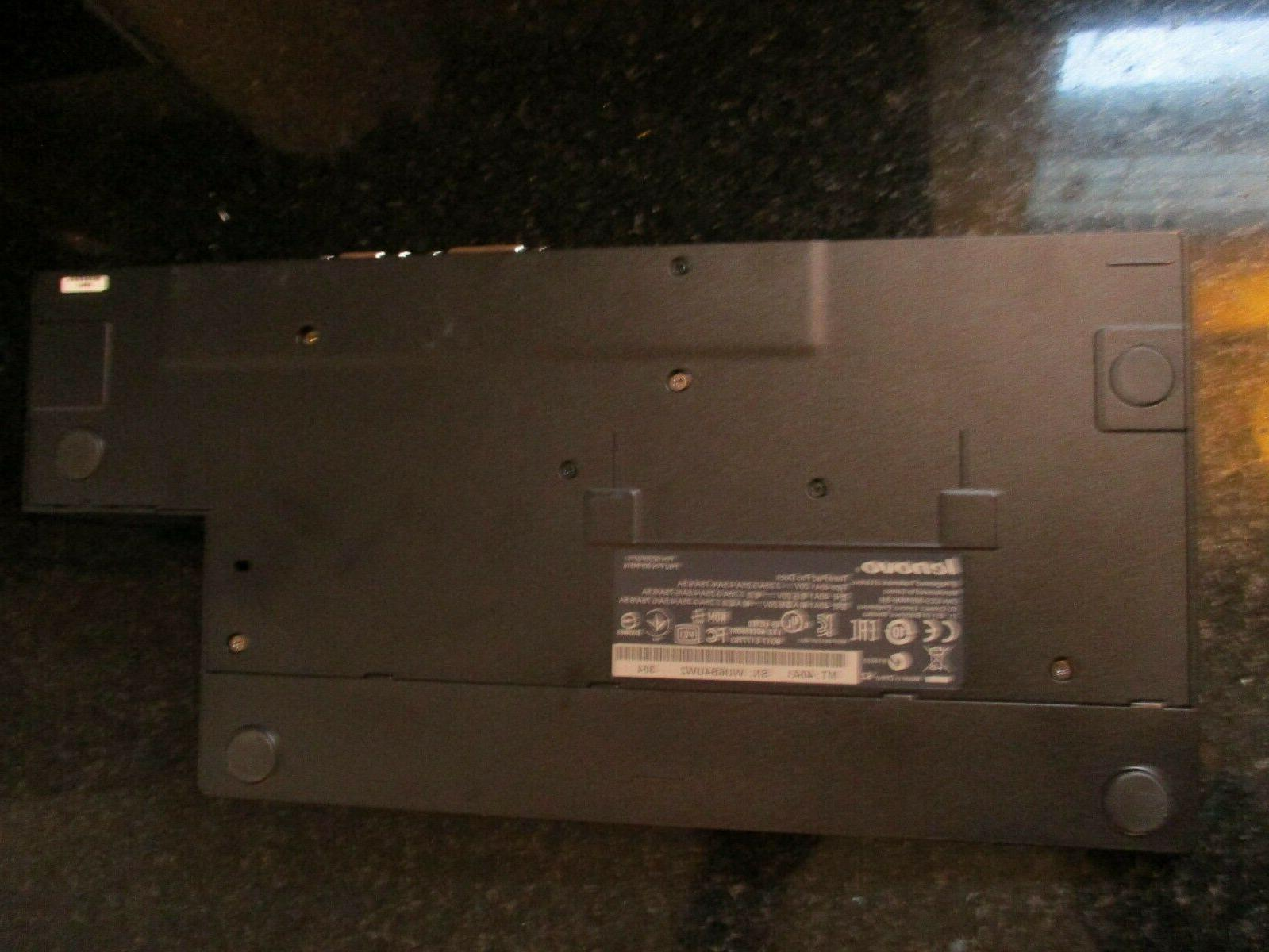 IBM Lenovo Dock Port Station 00HM918 40A1