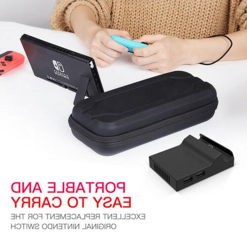 For Switch Station Replacement Dock Case Travel