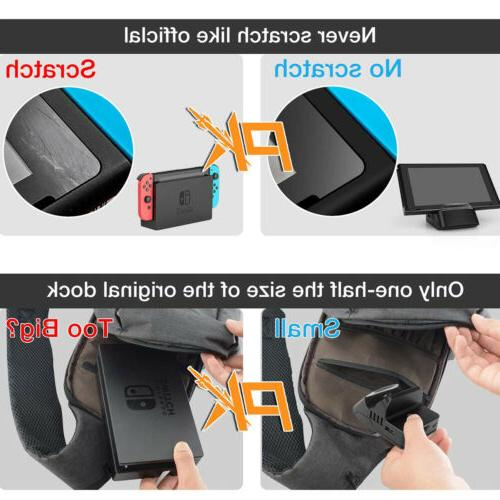 Portable HDMI TV Docking Station Charging Replacement for Switch