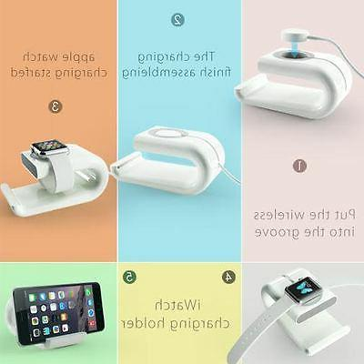 2in1 Portable Station -Apple iWatch