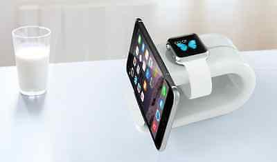 portable stand charging station dock