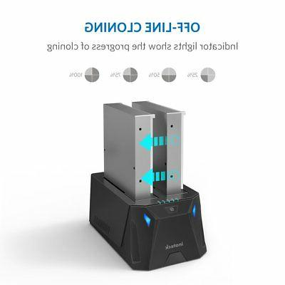 Inateck HDD SSD Station Offline Drive