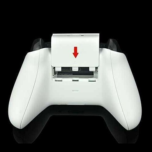 WHITE XBOX ONE Dock + Extra Battery Pack