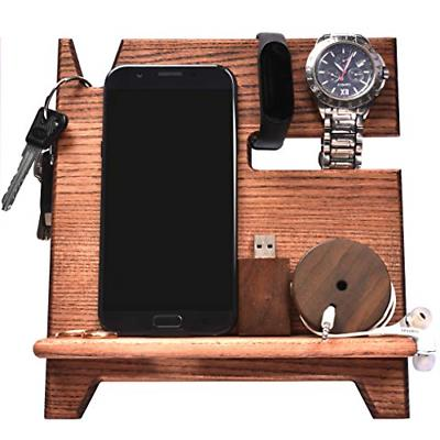 Phone Stand Watch Men Device Dock