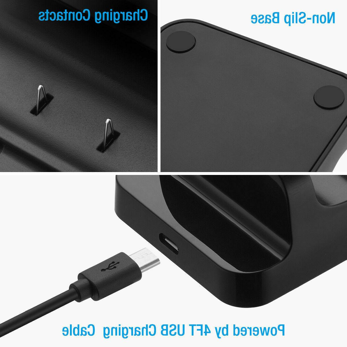 For XBOX Charging Dock Station Charger Rechargeable Battery