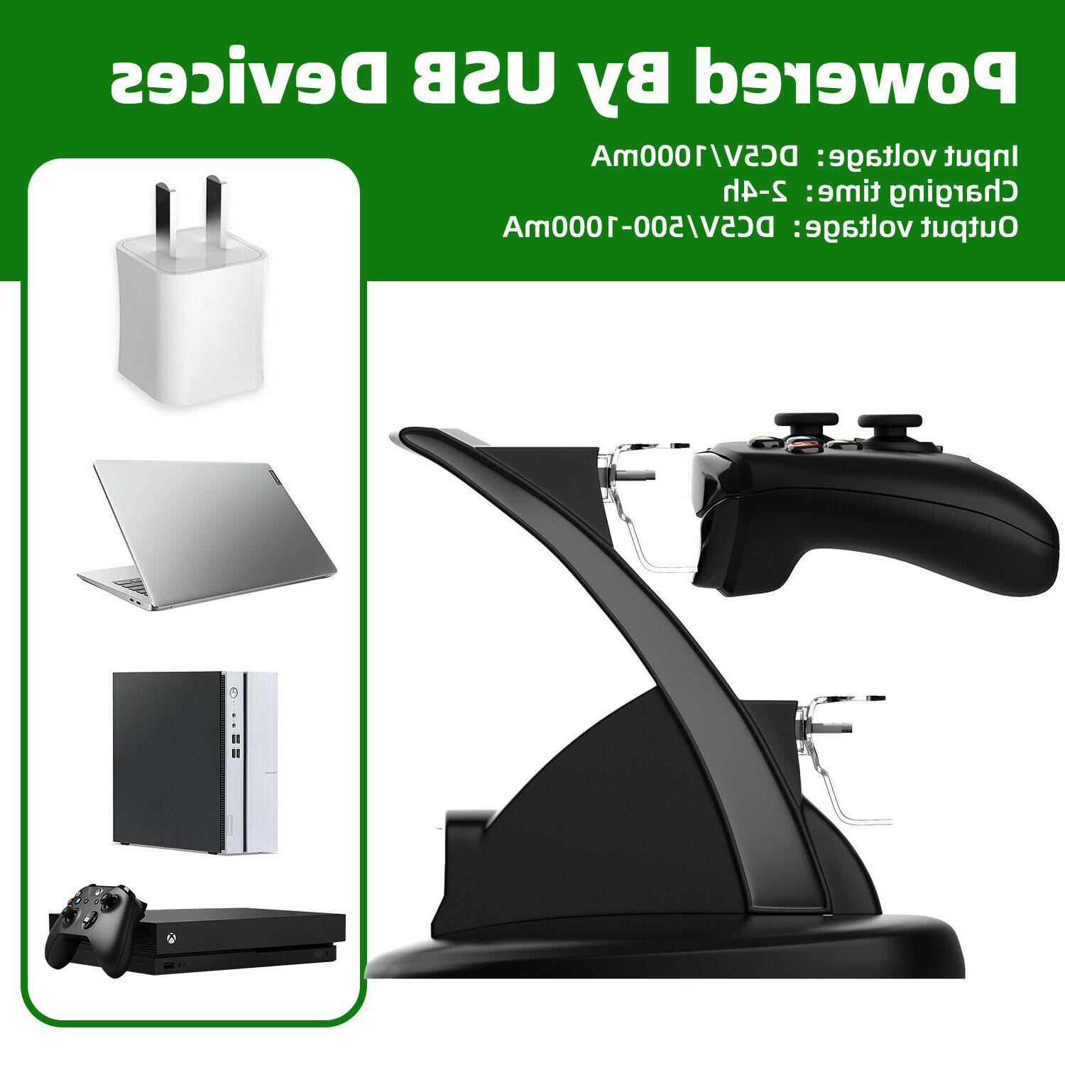 For One S Controller Charger Dock Station Stand
