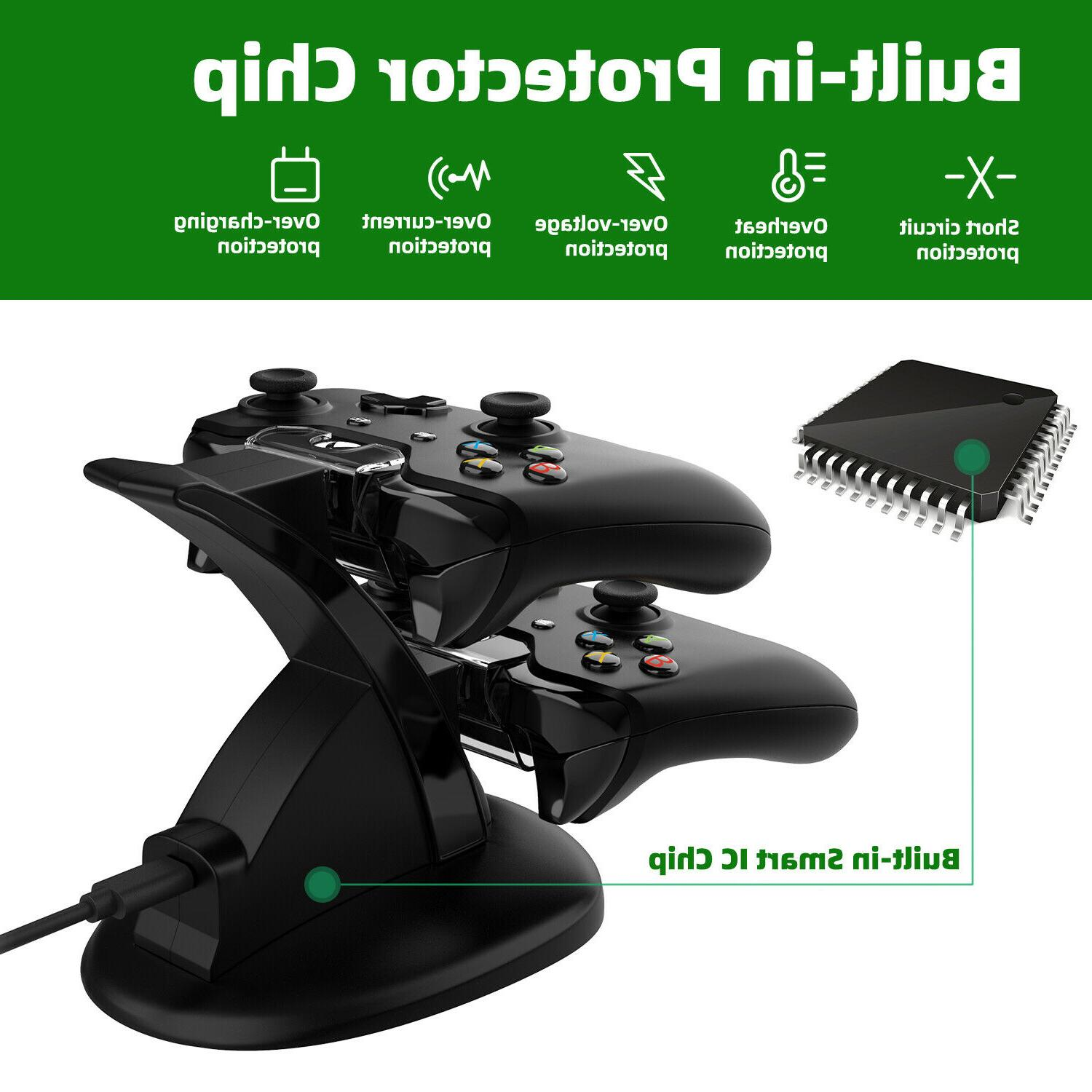 For One / One X / S Controller Dual Dock Stand
