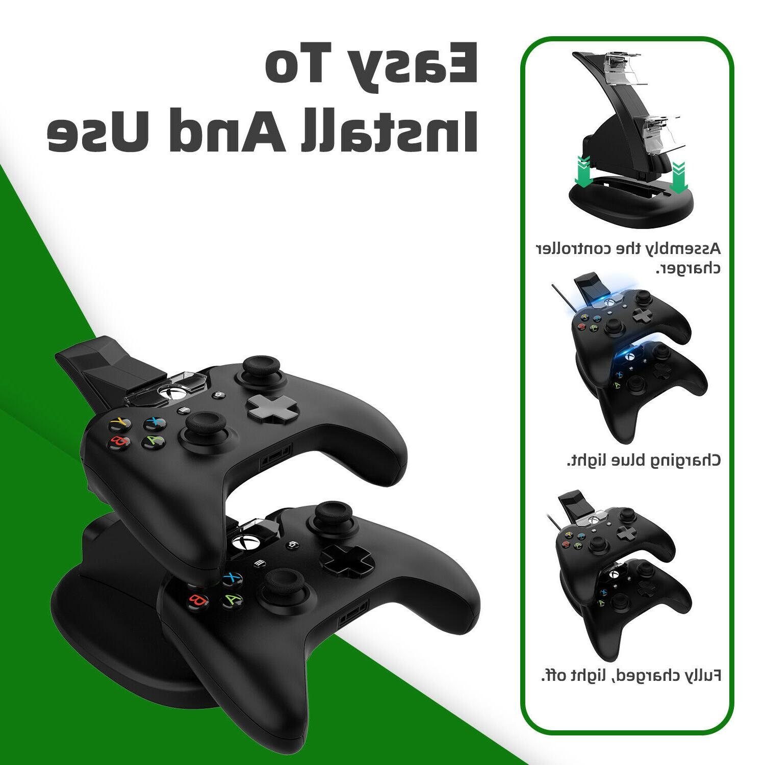 For Xbox One / One X S Dock Charging