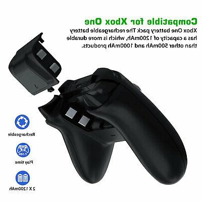 For Xbox Controller Charger Dock Station+ 2x Battery