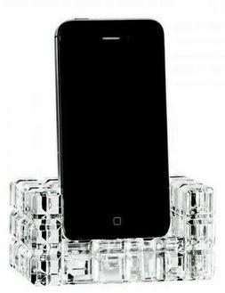 NEVER USED Waterford Crystal LONDON Smart Phone Docking Stat