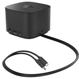 NEW HP 3TR87UT#ABA Docking Station TB Dock G2 w/ Combo Cable