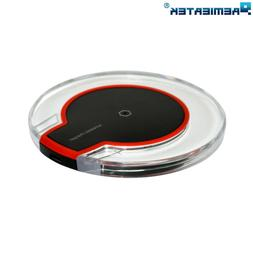Qi Wireless Charger Pad Charging Dock Station for iPhone XS