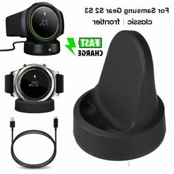 For Samsung Gear S3 S2 Classic/Frontier Smart Watch Charger