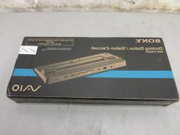 Sony VAIO VGP-PRSR1 Docking Station VGN-SR Series